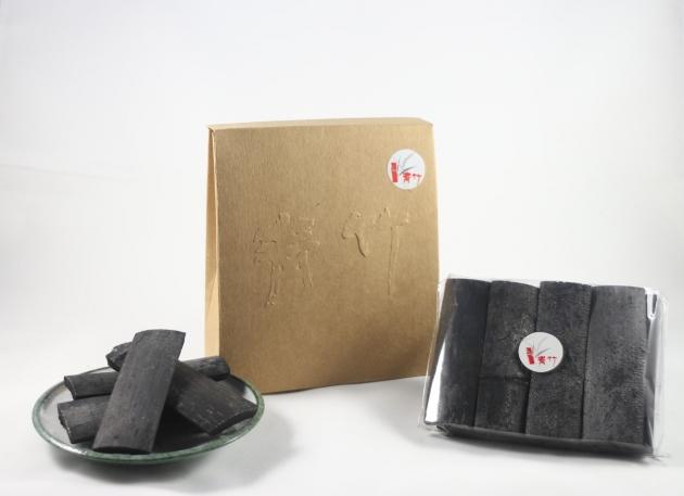 青竹盒裝竹炭片 4