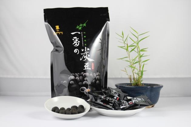 台灣黑鑽-竹炭花生 1