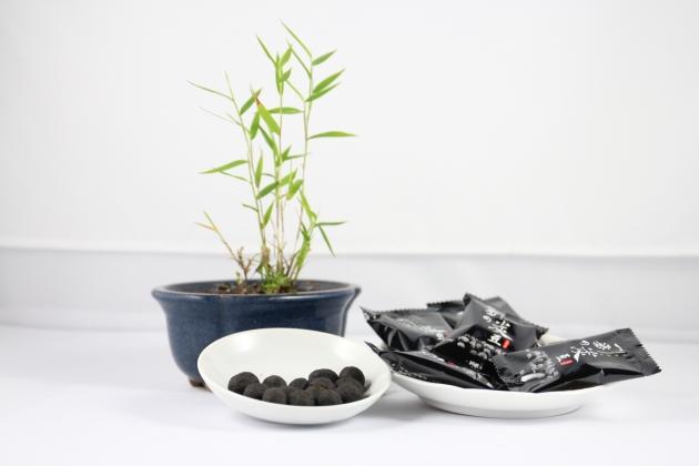 台灣黑鑽-竹炭花生 3